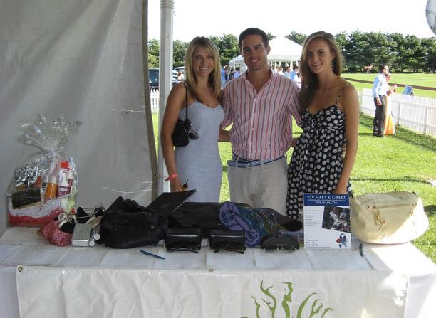 Brett Hickey Raising Money for Breast Cancer