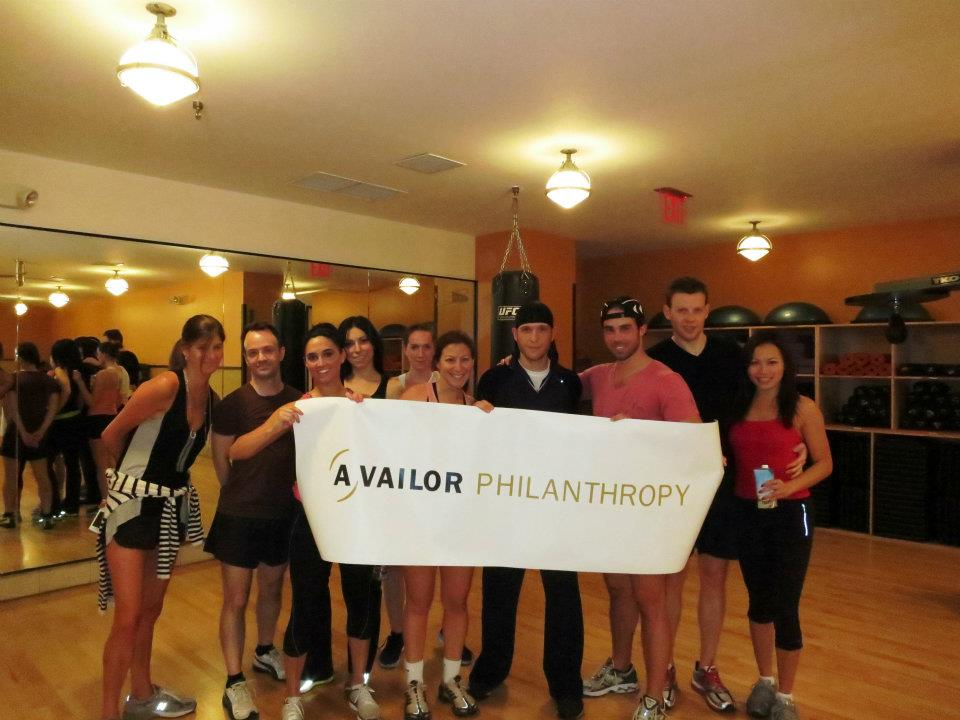 Star Mountain Charitable Foundation Philanthropy Event at Equinox