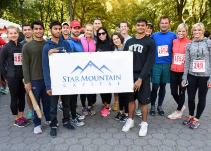 2015 Annual Terry Fox Run for Cancer Research in New York