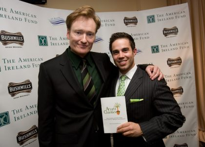 American Ireland Event with Conan O'Brian