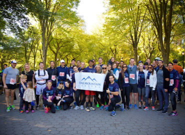 2016 Terry Fox Run in New York Raises Over $100,000; Star Mountain Capital #1 Fundraising Team