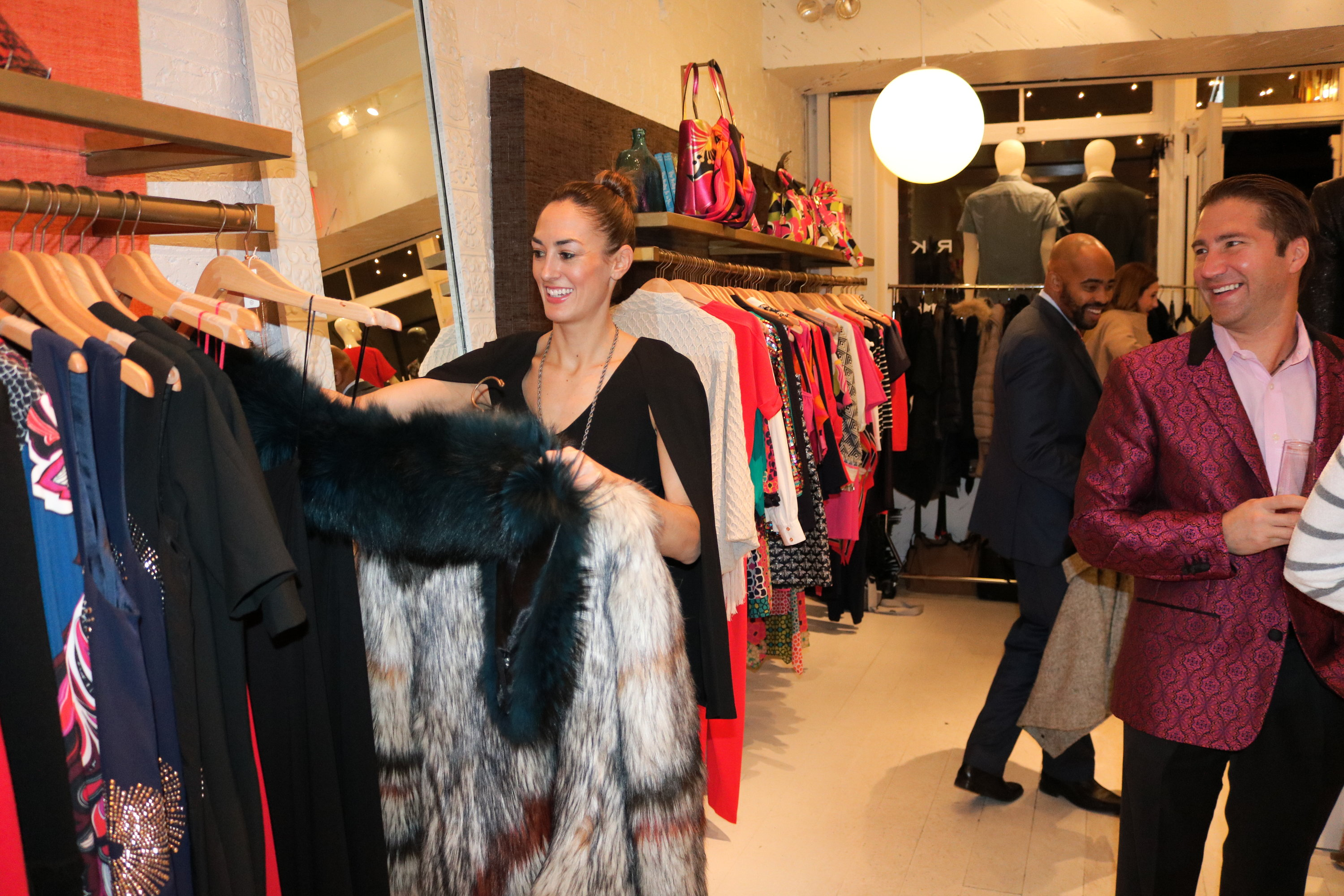 Star Mountain Charitable Foundation & Trina Turk Holiday Shopping Event (12/7/16)
