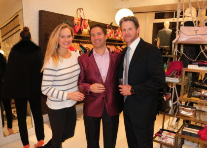 Thanks Trina Turk & Friends For A Great Evening Benefiting Star Mountain Charitable Foundation