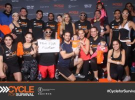 Star Mountain Capital Participates in Cycle for Survival 2017 Raising Money and Awareness for Rare Cancers