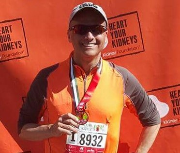 Star Mountain's Yacov Wrocherinsky Participated in the UAE Healthy Kidney 10K