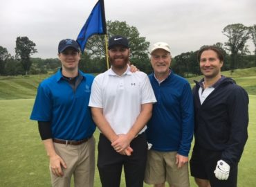 Star Mountain's Chris Birosak and Dave DiPaolo Participate in Student Partner Alliance Annual Golf Outing