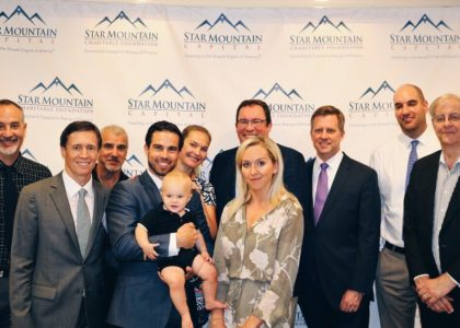 Star Mountain Hosts Private VIP Reception Honoring the Terry Fox Run for Cancer Research (New York City)