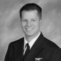 Lieutenant Commander Matthew Driskill, U.S. Navy