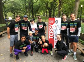 Terry Fox Run for Cancer Research 2019